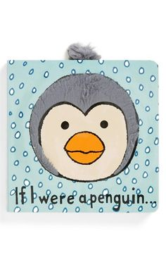 'If I Were a Penguin' Board Book available at #Nordstrom