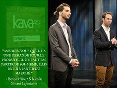 Benoit Hébert et Nicolas Simard Lafontaine : Kava Tours pour l'amour du vin et du monde