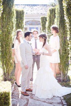 simple wedding ceremony ideas