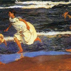 Joaquín Sorolla: pintor maestro de la luz