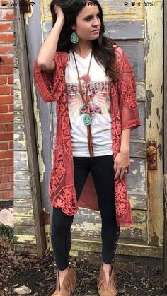 Boho Country Outfits, Fall Outfits, Cute Outfits, Fashion Outfits, Country Dresses, Country Girls, Fashion Ideas, Western Outfits For Women, Clothes For Women