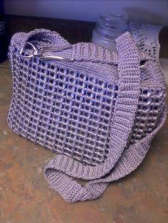 My super cute purse my Tia made ♥