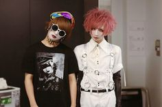 Yutori-Pentagon,Reiki-kizu Visual Kei, Reiki, Dumb And Dumber, Bands, Punk, Entertainment, Fashion, Moda, Fashion Styles