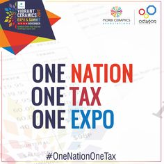 #GST is a great step by Team India, great step towards transformation. This can't be seen as a victory for a party or government, it is a win for the democratic ethos of India. We say a lot about corruption but to eradicate corruption it is important to strengthen our system.  #OneNationOneTax #VibrantCeramics
