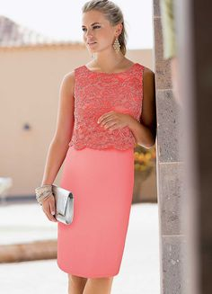 Together Layered Lace Dress