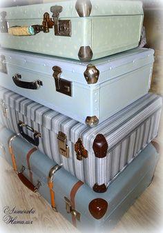 Комод чемодановый