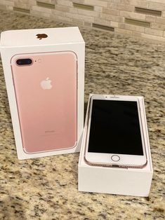 Used iPhone 7 Plus in great condition, usable on sprint, att, Verizon, and T-Mobile Iphone 7 Plus Rose Gold Case, Iphone 7 Plus Cases, Iphone Case Covers, Iphone 8, Best Iphone, Apple Iphone, Apple Laptop, Iphone 7 Plus Funda, Iphone 7 Plus Colors