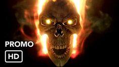 "Marvel's Agents of SHIELD Season 4 ""Ghost Rider"" Teaser Promo (HD)"