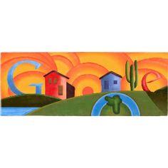 Tarsila do Amaral's 125th Birthday