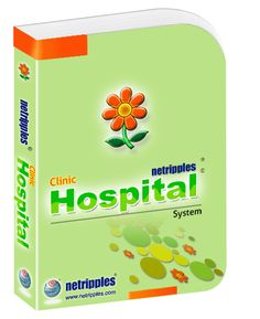 Netripples Clinic Hospital System is a comprehensive ready to use software designed to manage and automate the activities of the any OP Clinic, Poly Clinic, Medical Practitioner office, General practitioner , Medical Officer, General Physician of any Speciality and all types of Diagnosis, Treatment Plans, Prescriptions including small day bed and minor surgeries management.... read more at.. https://www.netripples.com/ClinicHospitalSystem_ReadMore.aspx#