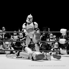 Star Wars Cloned Photos: immagini icona in chiave fantasy