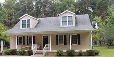 """An easy drive from anywhere as it's minutes from I-85. This is a perfect vacation lake home or even a great primary residence. Large room, open flowing floor plan, rear screened porch overlooking very deep water and large level lot with concrete path down to the water. This is a one-owner home that has only been used for """"summer fun"""". For more information or to schedule your private showing, CALL TODAY."""