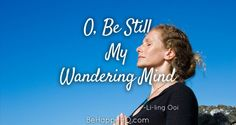 3 Meditation Options That Are Easier Than You Think - Be Happy HQ Thinking Of You, Meditation, Mindfulness, Happy, Thinking About You, Ser Feliz, Christian Meditation, Zen, Being Happy