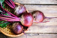 7 Health Benefits of Beets (Plus, 2 Surprising Side Effects) You Never Knew About Beets are packed with healthy nutrients, like five essential vitamins, Love Beets, Raw Beets, Fresh Beets, Beet Recipes, Healthy Recipes, Healthy Foods, Yummy Recipes, Most Nutritious Vegetables, Roasted Beets