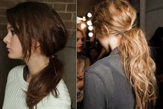 School Hairstyles 2012 for Long Hair