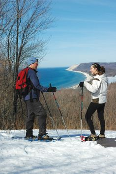 Embrace the Snow with Winter Sports in Traverse City