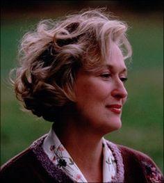 "Meryl Streep in ""One True Thing"""