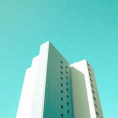 Minimal colorful architecture #designinspiration #wow #TheShirtCompany