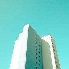 Minimal colorful architecture #designinspiration #wow #TheShirtCompany