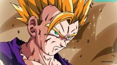Dragon ball Z Gohan Turns Super Saiyan 2 Fan animation (by shollkovsky)