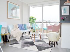 Outdoor Furniture Sets, Outdoor Decor, Accent Chairs, Dining Table, Kids Rugs, Living Room, Home Decor, Instagram, Space