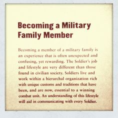 Army Wife readings...military family. #Infantry Museum #Fort Benning