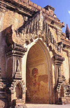 Sulamani Temple - Burma - Myanmar