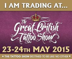 Banners | The Great British Tattoo Show, London - Tattoo Convention