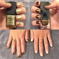 Golden #manimonday