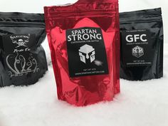 Part of the Coffee Republic Line up. Skallywag Pirate Tar. Pirate Coffee. Spartan Strong Spartan Coffee, GFC