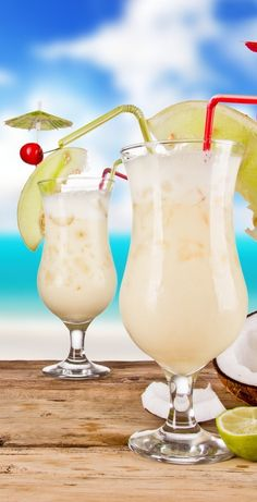 Piña colada is a vacation staple. Whether you are dreaming of Hawaii, Mexico, or the Caribbean, let www.grandturizmo.com find you the best deal on your next vacation.