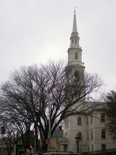 Church, Providence, RI