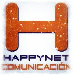 Happynet Comunicación - Freezy Logo - Logotipo helado