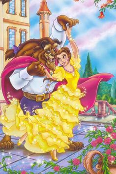 Belle and the Beast -