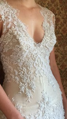 Stunning close up shot from 'Pretty in pink collection Lace Wedding, Wedding Dresses, Pretty In Pink, Wedding Inspiration, Bridal, Collection, Fashion, Bride Dresses, Moda