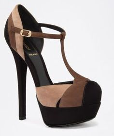 this shoe is soooo gorgeous, I'm tempted to pin it under Art I Love...