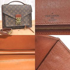 34131da6b2aa3 Authentic Vintage Louis Vuitton bag