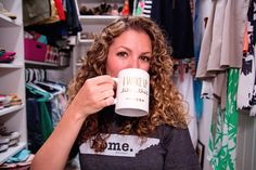 The Monogrammed Life: HOW TO WASH AND TAME YOUR CURLY HAIR
