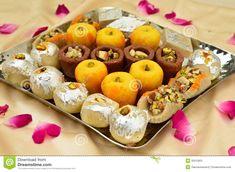 Indian Sweets - Mithai Stock Image - Image: 35015831