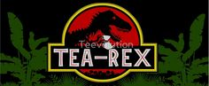Tea Rex mug by Teevolution. Soooo mine!