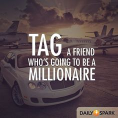 Tag someone who you want to see successful  by dailysparktv
