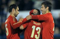 Friendly match: Norway and Russia played a draw | enko-football