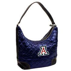 Arizona Wildcats NCAA Quilted Hobo
