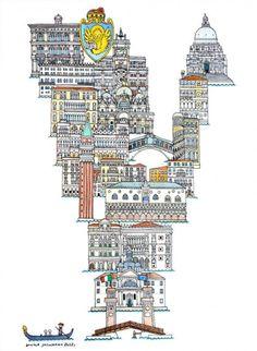 v-for-venice Hugo Yoshikawa  ABC City