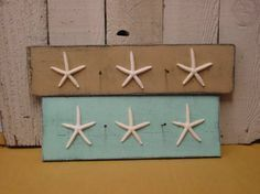 Dollar store craft blog! Some really good ideas for dollar store beach decor!