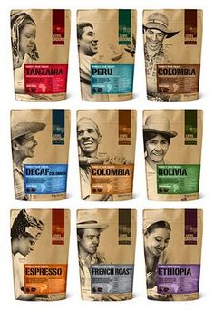 Antwerp Barista: Level Ground Coffee Bags
