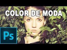 Efecto de color de moda - Tutorial Photoshop en Español por @Prisma Tutoriales - YouTube