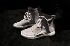 http://chicerman.com  billy-george:  adidas Yeezy 750 Boost  Yeezy season is approaching. adidas is set to kick off the All-Star weekend in NYC with the launch of the Yeezy 750 Boost. Though no specific date or venue is known yet. The highly anticipated boot has gotten some sharp opinions from its unorthodox look.  The Yeezy has afull suede upper on its boot-like silhouette with sharp styling along the outer sole. The 750s design is a completely different form to Kanyes Nike days which hes…