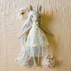 Image of Silver Unicorn