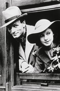 Laurence Olivier and Vivien Leigh (1938)